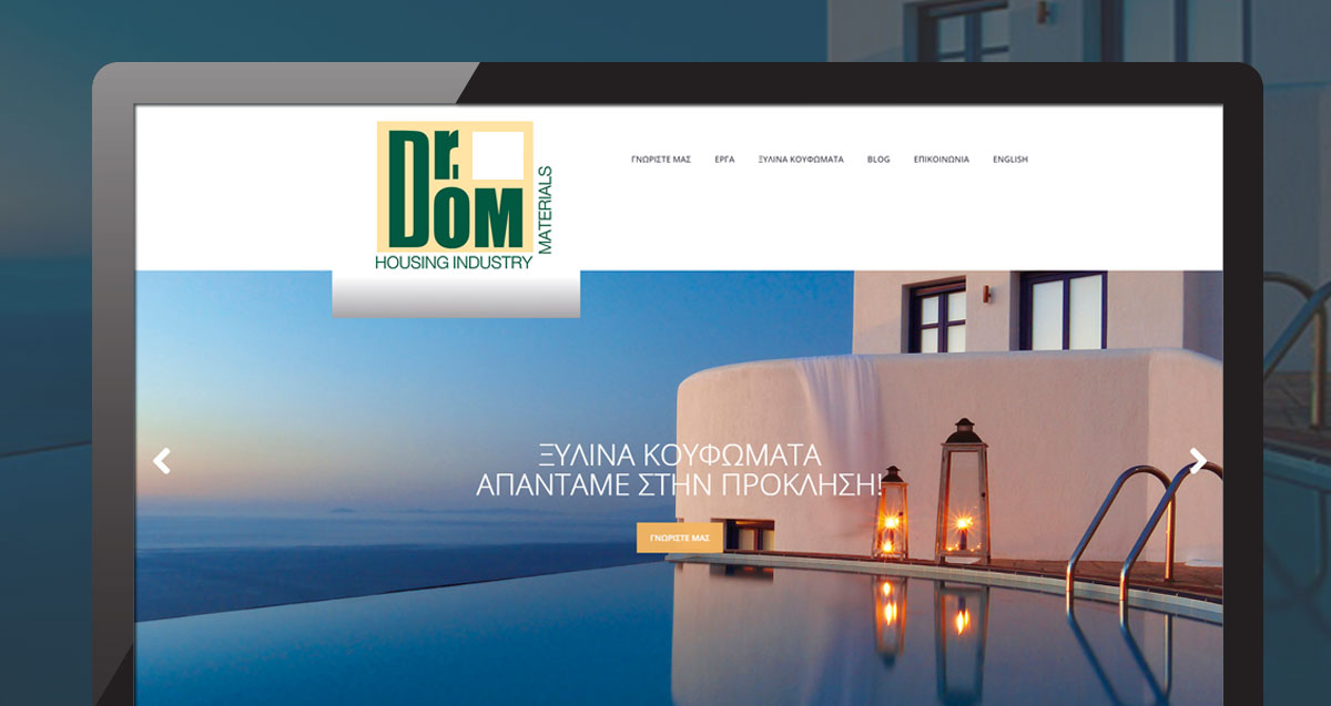 Dr.DOM website