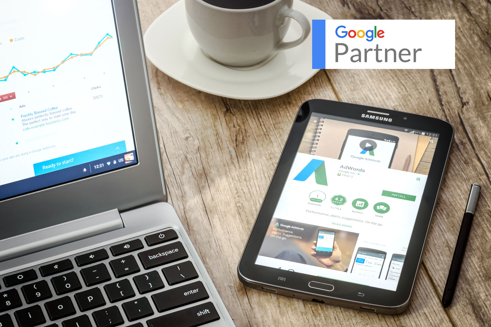 Integrated ITDC makes Google Partner